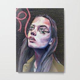 ya girl got 6 eyes Metal Print