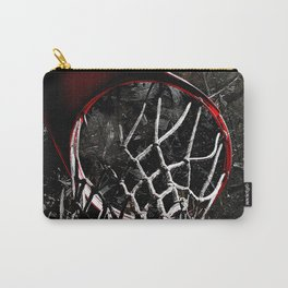 Basketball jam session version 1 Carry-All Pouch