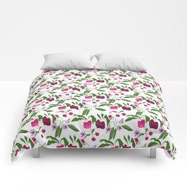 Vegetable garden Comforters