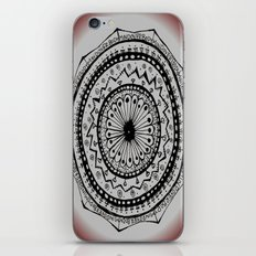 Mind Over Body iPhone Skin