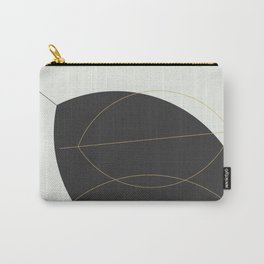 Shape and Form Carry-All Pouch
