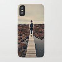 boardwalk empire iPhone & iPod Cases featuring Boardwalk by James McKenzie
