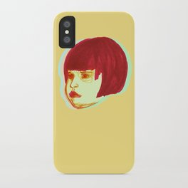Lil' Trishins iPhone Case