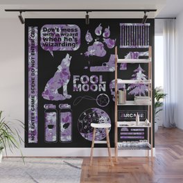 Novel Pictures - Fool Moon Wall Mural