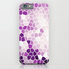 Pattern 8 - Grape kisses iPhone 6s Slim Case