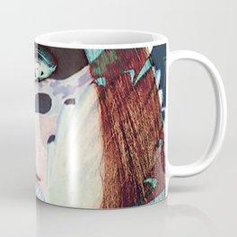 ELISA_GLITCH_IN THE SKY MIT MELANCHOLIE_ Coffee Mug