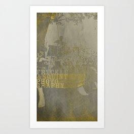 Freckle&Squint2 Art Print