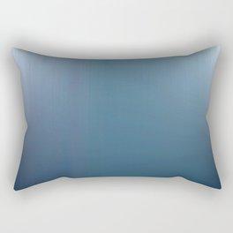 Rains Came Rectangular Pillow