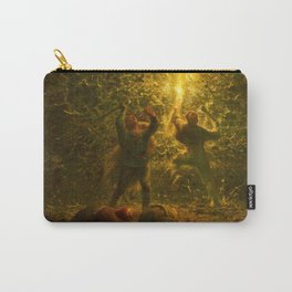 Jean-Francois Millet - Birds-nesters - Digital Remastered Edition Carry-All Pouch