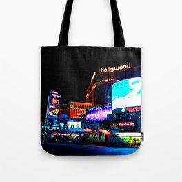 Planet Hollywood Hotel casino Las Vegas America USA Tote Bag