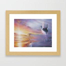 'Divinity' Framed Art Print