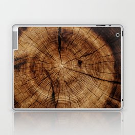 WOOD 8 Laptop & iPad Skin
