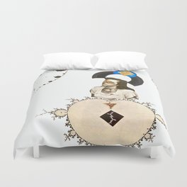 Seek and You Shall Find Duvet Cover