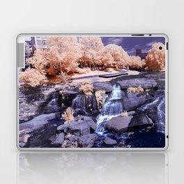 Falls Park on the Reedy, Greenville, South Carolina. CBS Sunday Morning Laptop & iPad Skin