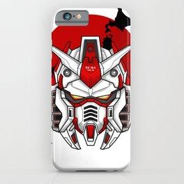 Gundam RX 78-5 Ver.SS Custom Build iPhone Case