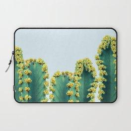 Adorned Cactus #society6 #artprints #buyart Laptop Sleeve