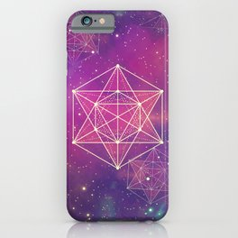Merkaba iPhone Case