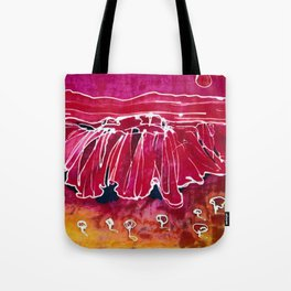 ULURU, Australia                              by Kay Lipton Tote Bag
