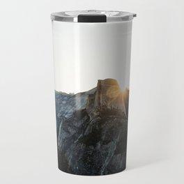 Beautiful Yosemite Travel Mug