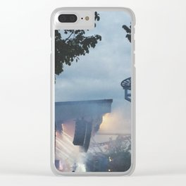 Summer festival in Stockholm Clear iPhone Case