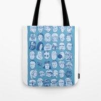 SWkrew Tote Bag