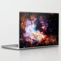 galaxy Laptop & iPad Skins featuring gALaxy  by 2sweet4words Designs