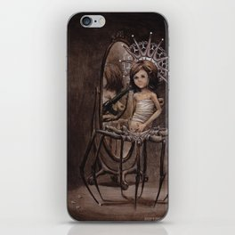 The Consequence of Being Human iPhone Skin