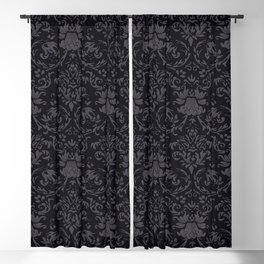 Victorian Gothic Blackout Curtain