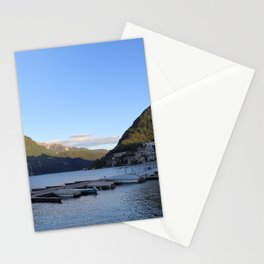 Serenity harbor Stationery Cards