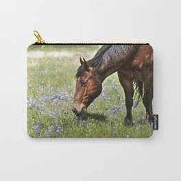 Don't Eat The Bluebonnets Carry-All Pouch