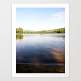 New Hampshire  Art Print