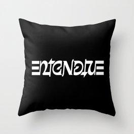 Entendre Throw Pillow