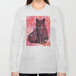 Ruby Fox Long Sleeve T-shirt
