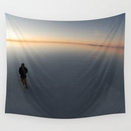 Salar De Uyuni Sunrise 4 Wall Tapestry