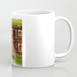 Roros, Norway Home on Harald Sohlberg Place Coffee Mug