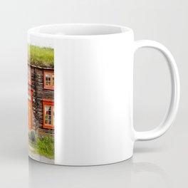 Roros, Norway Home on Harald Sohlberg Place Coffee Mug
