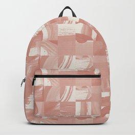 Terra Cotta Swashes Backpack
