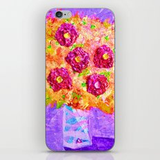 Little Sparkly Bouquet iPhone & iPod Skin