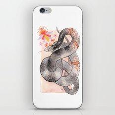 Glowing Corn Snake iPhone & iPod Skin