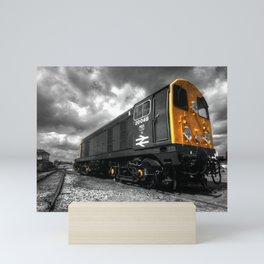 The BR class 20  Mini Art Print