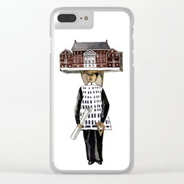 Architect of New York Clear iPhone Case