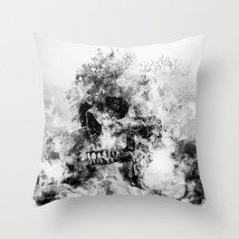 Silent Hill Throw Pillow