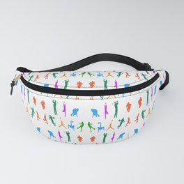 Sports Graphic Design Fanny Pack