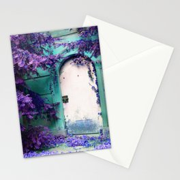 we're all mad here... Stationery Cards