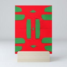 Paper Cut  Mini Art Print