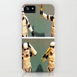A Toast to Quitters iPhone Case