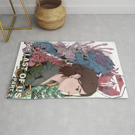 The Last of Us Rug