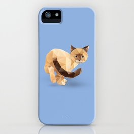 Balinese Cat iPhone Case