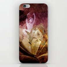 All of her days are written in His Book. iPhone Skin