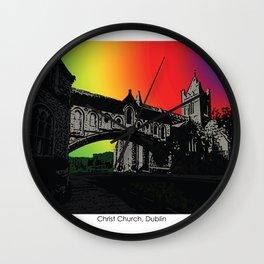 Christ Church Cathedral, Dublin Wall Clock